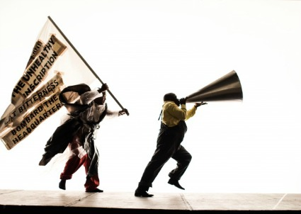 More Sweetly Play the Dance, William Kentridge in EYE